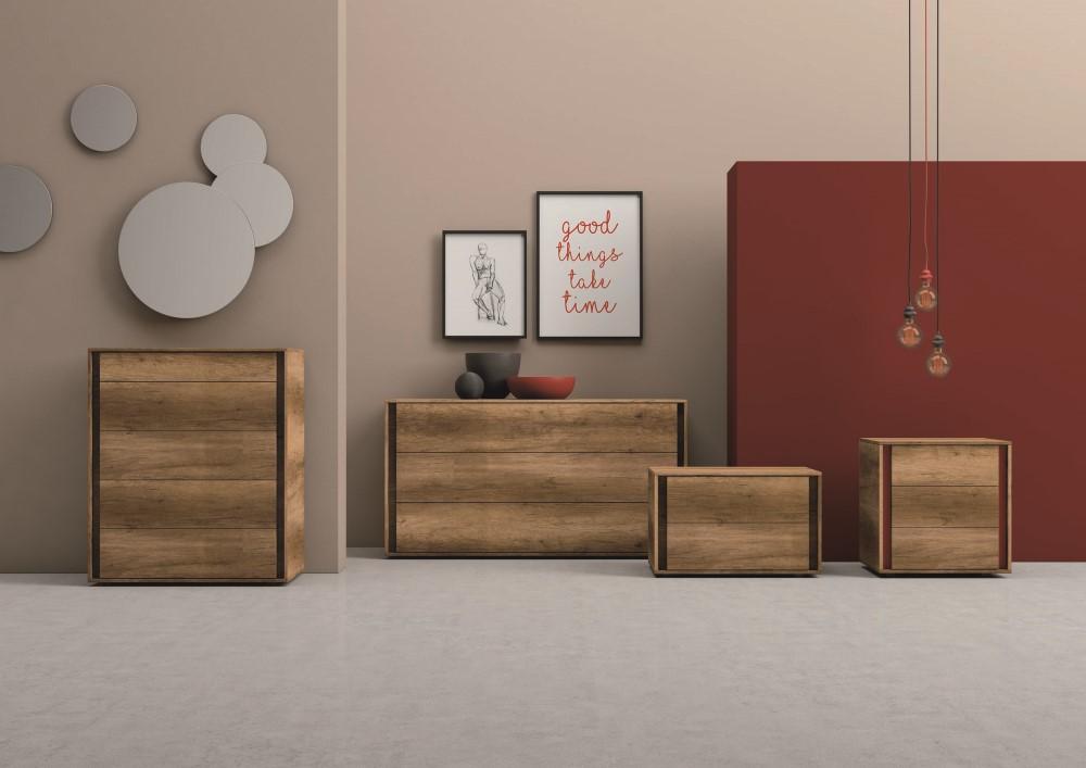 Gruppi letto in legno