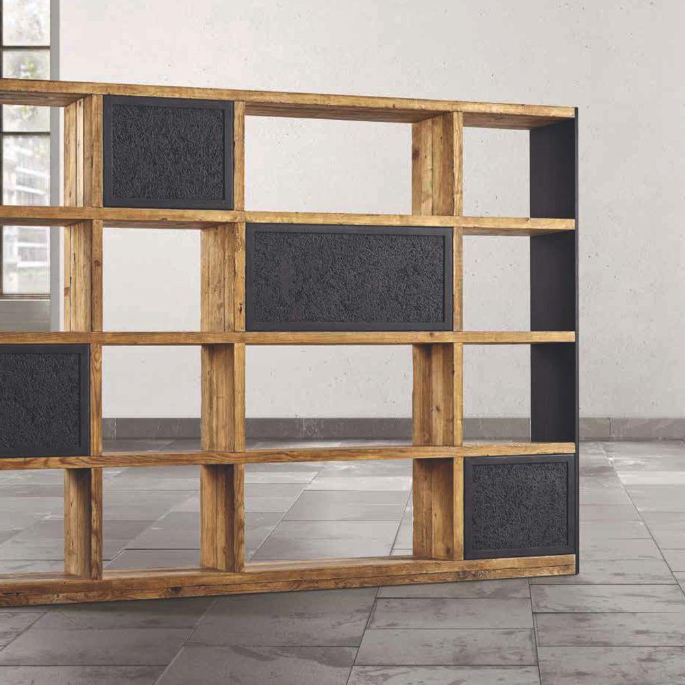 Libreria in legno di design