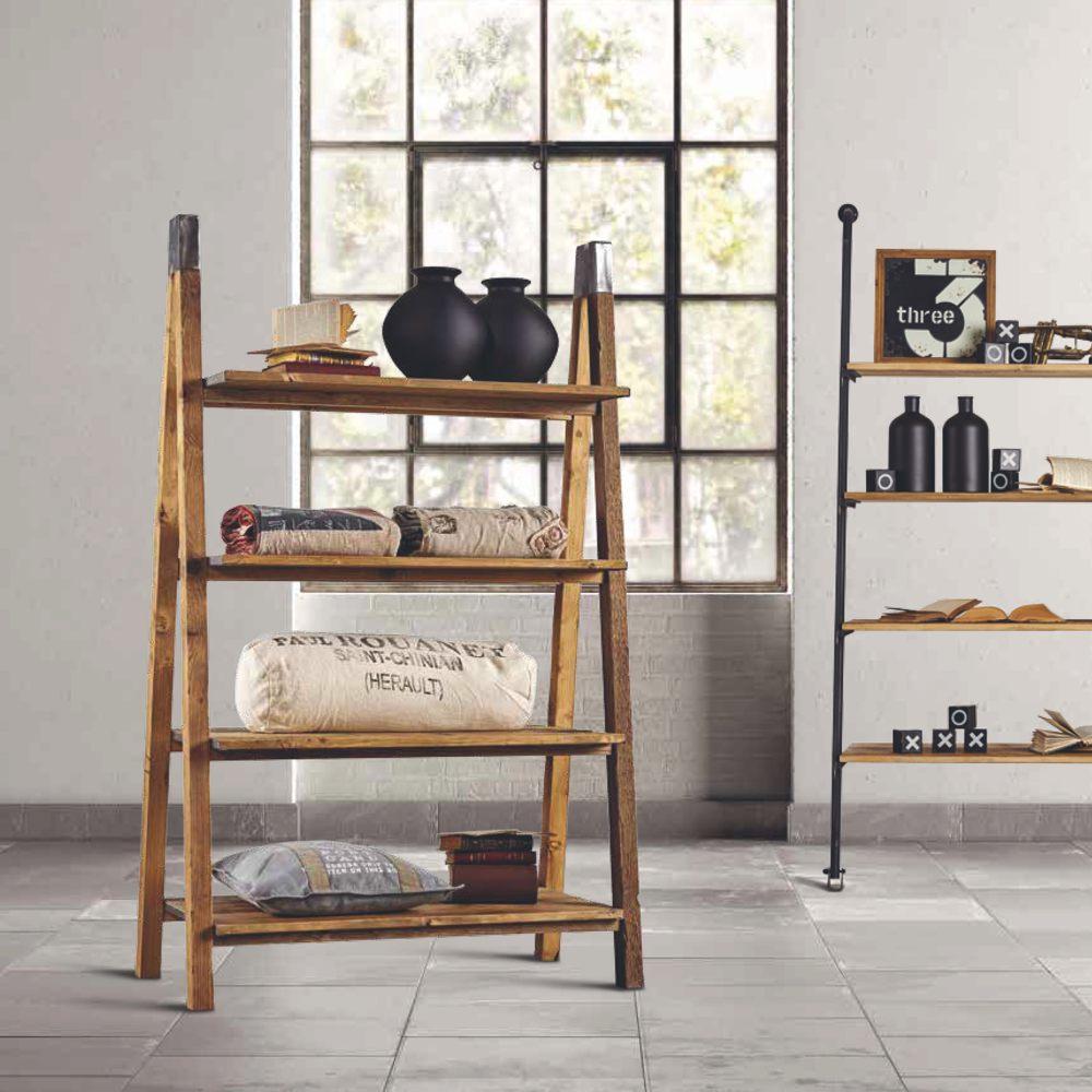 Libreria moderna in legno