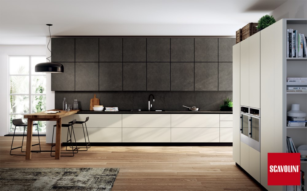 Cucina moderna Scavolini Scenery