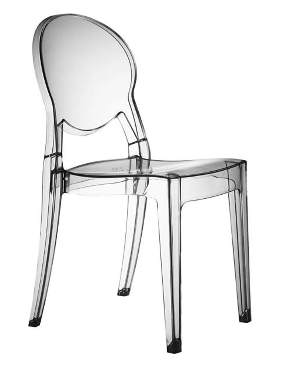 sedia-kartell-trasparente - Arredamenti Mattio