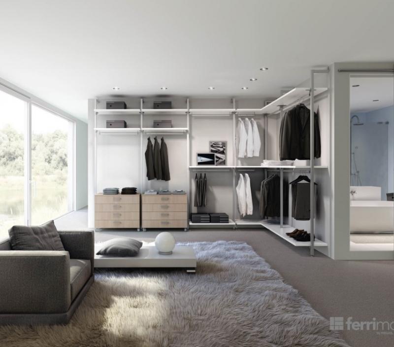 Cabina armadio Ferri mobili