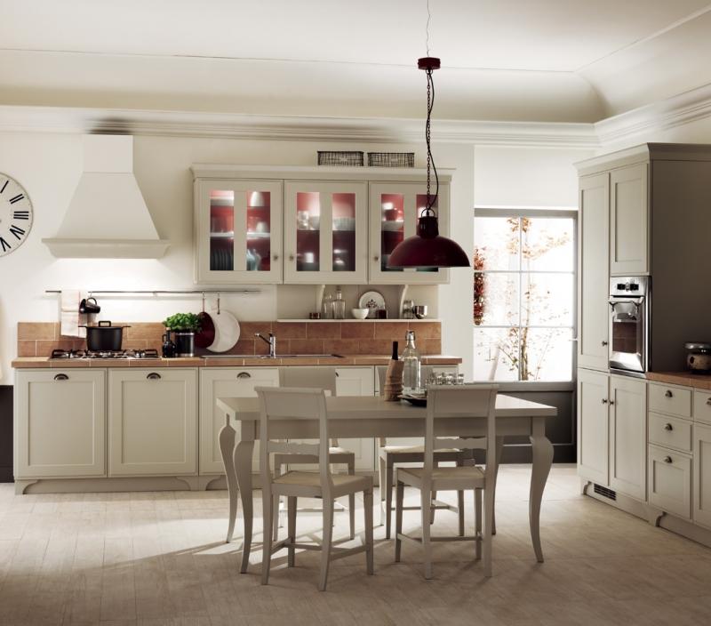 Cucina Scavolini Favilla bianca